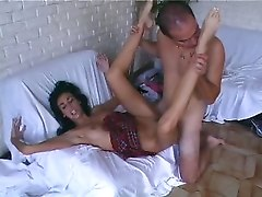 Hot French Girl Gets Fucked
