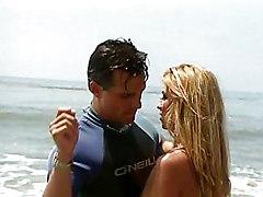 Surfer Fucks Beach Babe