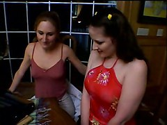 Naughty Teens Love Dildos And Licking