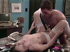Sexy Nurse Fucked By Doctor