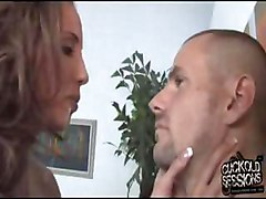 Kelly Divine Fucks In Front Of A Cuckold
