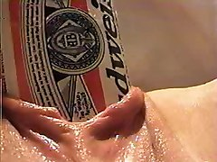 24oz  Budweiser Beer Can Insertion Pt  2