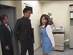 Mihiro Asian Gangbang