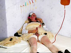 Perverted Rubberdoll In The Clinic