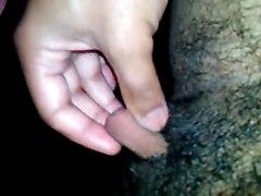 Closeup Big Clit Latina Masturbation 1