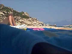 Nudist Greek Beach