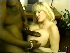 Kayla Kleevage Sucks And Tit Fucks Monster Black Cock