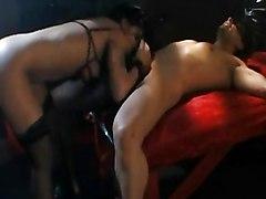 Crazy Nick Screws Jenaveve In A Dark Room