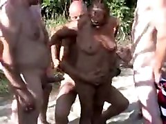 Nudist Gangbang By Snahbrandy