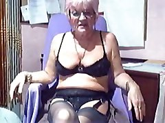 Homemade Amateur Granny