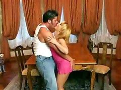 Hot Blonde Katja Wants Some Cock