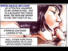 Anal Sexual Bondage Comic