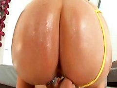 Jenna Presley With Big Tits And Booty Rides Huge Dick Well