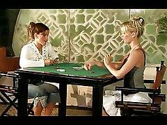 Britta And Geena Asslicking Poker