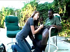Joselyn Pink Exploring Big Black Cock