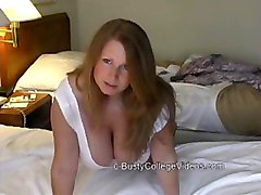 Blonde Busty Bbw Audition