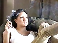 Monica Mendez Smoking Fetish