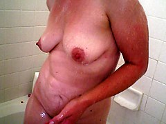 Wife In The Shower