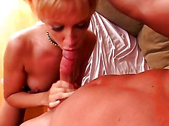 Dropping In On Tina Fine
