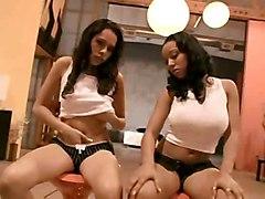 Misty Love & Savana Lane Bbc Threesome