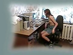 My Horny Sister Getting Really Wild At Computer