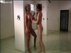 Nude Celebs Pheonix Marie And Maxine Taylor Taking A Shower