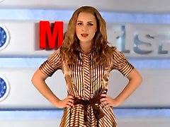 Russian Moskow Girl Tv Jana