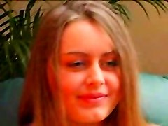 Young Shy Teen Melissa Mandlikova Does First Time Porn