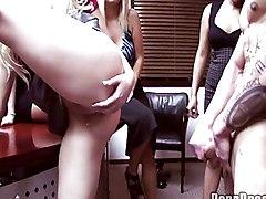 Stripper Bangs The Birthday Pussy