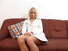 German Girl Casting