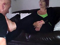 I Lickclean My Wifes Dirty Feet Daily