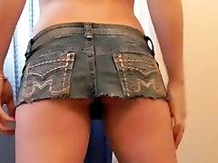 Francesca -mini Skirt Cam