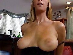 Slutty Bar Girl Nailed