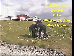 Mr. Bean Pre Erected Penis Surgery & Screwed By Two Nurse.