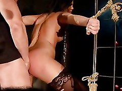 Hot Beauty Getting Punished