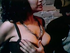 Vanessa Del Rio Is An Oral Monster In Afternoon Delight