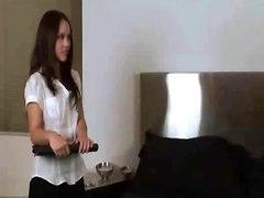 Mature Woman (nina) Seduces Younger Girl