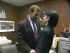 Jeanna Fine Gets An Anal Day In The Office.