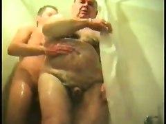 Gay Grandpa & Young Man