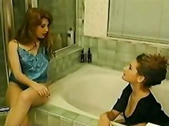 Rich Lady Seduces Her Maid