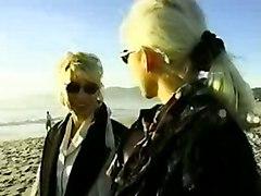 Stacey Valentine On The Beach