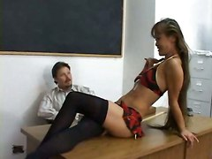 Mia Smiles The Fucked Theacher
