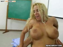 Sex Practice With Busty Teacher