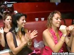 Hot Girls Sucks Strippers Cock