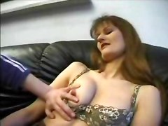 Mature French Amateur Anal Sex