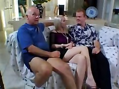 Watching His Wife Fucked In The Ass