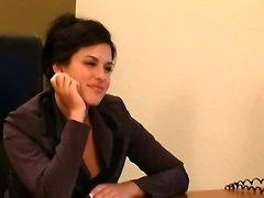 Nikki Loren Daydreams About Fucking Her Co-worker