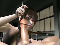 Simultaneous Oral And Pussy Bonking