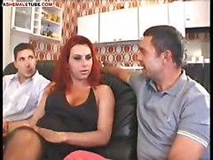 Italian Shemale Threesome Desires