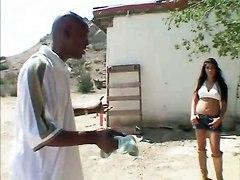Black Guy Gets 2 British Girls & Sofie Evans